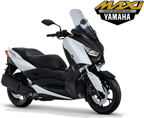 Yamaha Xmax 250 White Putih