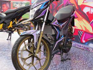 4 Contoh Modifikasi Honda Sonic 150R