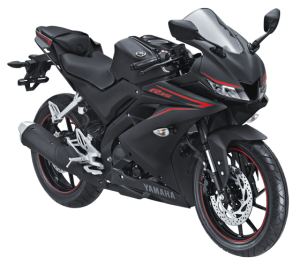 2017 Yamaha All New R15 Matte Black