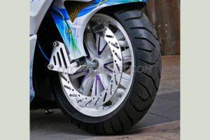 Honda PCX 150 Juara Nasional Honda Modif Contest 2016 4