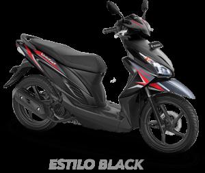 Honda Vario 110 ESP 2017 Hitam