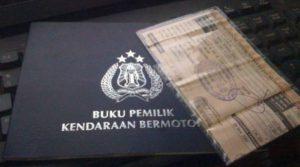 Tarif atau Biaya Pajak STNK dan BPKB Terbaru Tahun 2018