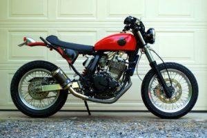 Modifikasi Honda Megapro Jap Style 4