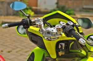 Modifikasi Honda PCX 150 Maskotnya Bos Aksesori 4