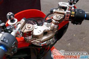 Modifikasi Honda PCX 150 Part Serba PNP 2