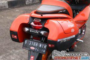 Modifikasi Honda PCX 150 Part Serba PNP 4