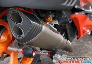 Modifikasi Honda PCX 150 Part Serba PNP 5