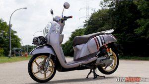 Modifikasi Honda Scoopy, Simpel Anti Thailook 1