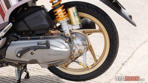 Modifikasi Honda Scoopy, Simpel Anti Thailook 6