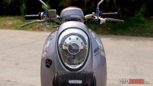 Modifikasi Honda Scoopy, Simpel Anti Thailook 9