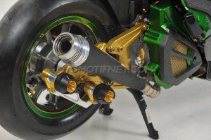 Modifikasi Honda Vario 150 ESP Air Brush Gambot 12