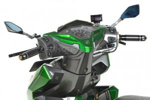 Modifikasi Honda Vario 150 ESP Air Brush Gambot 13