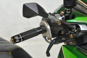 Modifikasi Honda Vario 150 ESP Air Brush Gambot 8
