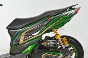 Modifikasi Honda Vario 150 ESP Air Brush Gambot 9