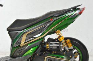 Modifikasi Honda Vario 150 ESP Air Brush Gambot 9