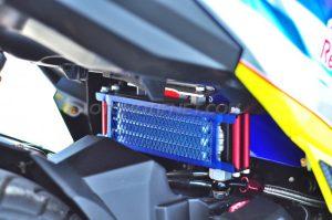 Modifikasi Honda Vario 150 ESP livery Red Bull 3