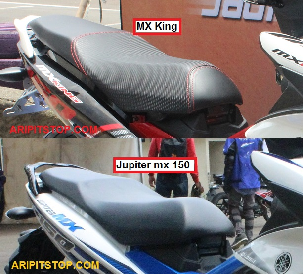 Perbedaan Yamaha Jupiter MX 150 dan X King 150 9