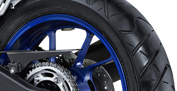 Velg dan Ban Yamaha All New R15