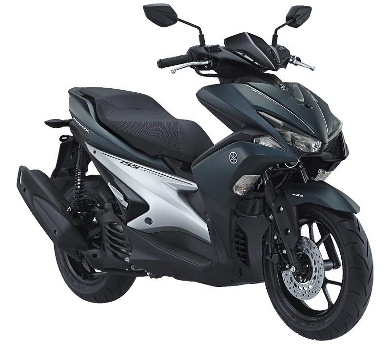 Yamaha Aerox S version