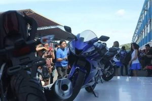 Yamaha R15 Facelift 2017 Sentul 10