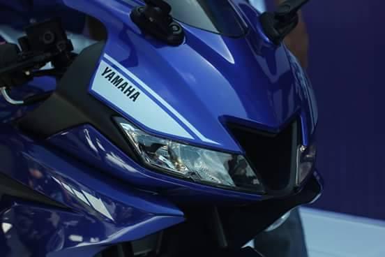 Yamaha R15 Facelift 2017 Sentul 8