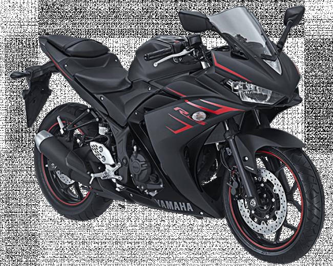 Yamaha R25 Warna Hitam Tahun 2017Yamaha R25 Warna Hitam Tahun 2017