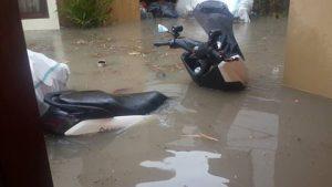 Perawatan Khusus yang harus dilakukan setelah motor terendam banjir