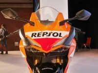 All New CBR250RR Repsol Edition