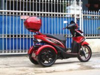 Modifikasi Honda Spacy 3 Roda By OMC 3