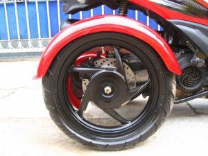 Modifikasi Honda Spacy 3 Roda By OMC 6
