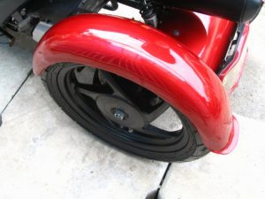 Modifikasi Honda Spacy 3 Roda By OMC 8