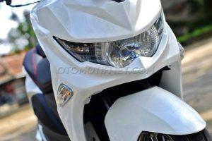 Modifikasi Honda Spacy Ala Nmax 2