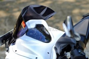 Modifikasi Honda Spacy Ala Nmax 3