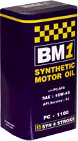 Bm1 10W-40 PC-1100