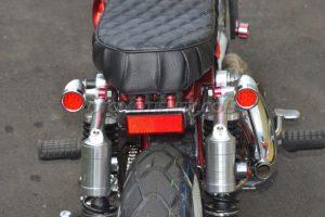Modifikasi Honda Supra X 125 3