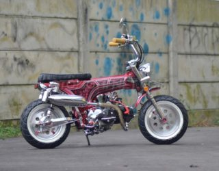 Modifikasi Honda Supra X 125 Custom