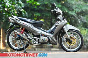 Modifikasi Honda Supra X 125 Racing 3