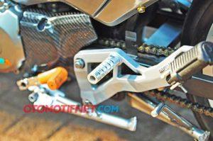 Modifikasi Honda Supra X 125 Racing 6