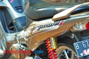 Modifikasi Honda Supra X 125 Racing 7
