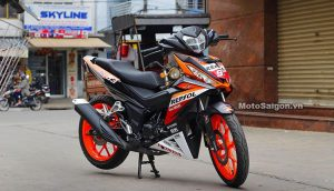 3 Modifikasi Honda All New Supra GTR 150