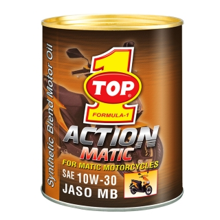 TOP 1 ACTION MATIC 10W-30 JASO MB
