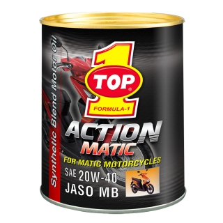 TOP 1 ACTION MATIC 20W-40 JASO MB