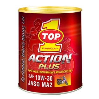 TOP 1 ACTION PLUS 10W-30 JASO MA2