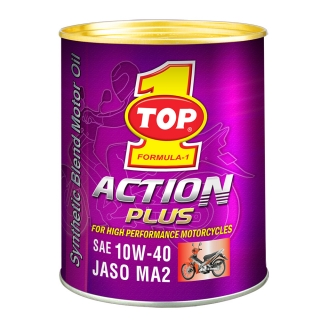 TOP 1 ACTION PLUS 10W-40 JASO MA2