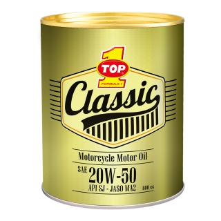 TOP 1 CLASSIC 20W-50 JASO MA2
