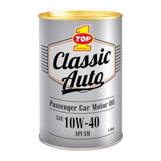 TOP 1 CLASSIC AUTO 10W-40 API SM
