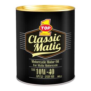 TOP 1 CLASSIC MATIC 10W-40 JASO MB