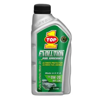 TOP 1 EVOLUTION 0W-20 API SN