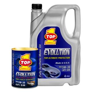 TOP 1 EVOLUTION 5W-30 API SM