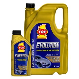 TOP 1 EVOLUTION 5W-50 API SM